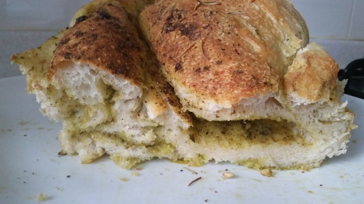 Pesto Bread_2