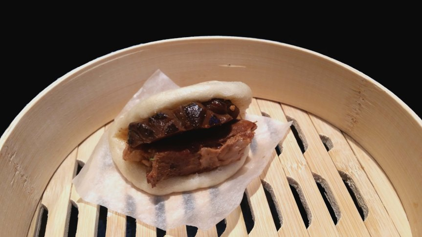 Braised Pork Bun Bao