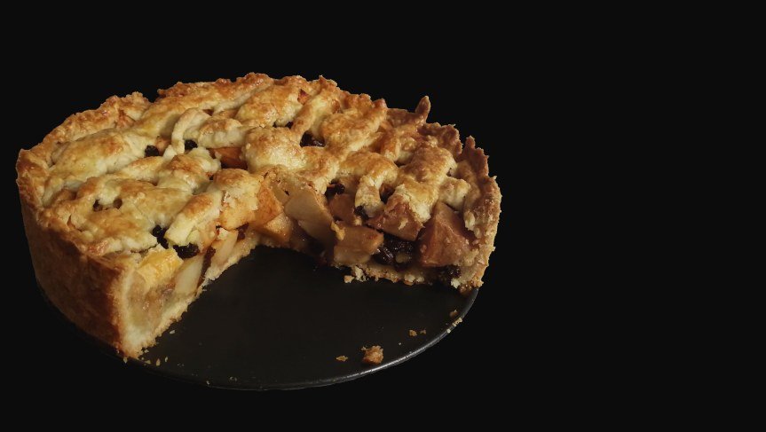 Dutch Apple Pie (Appeltaart)