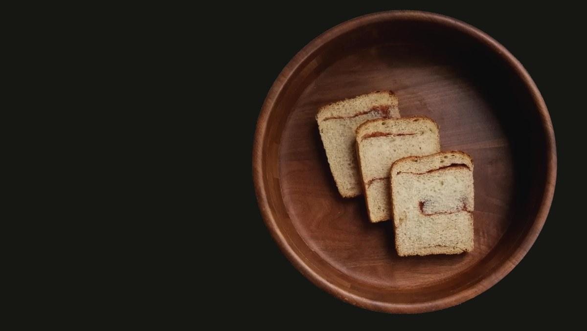 Hokkaido Milk Bread with Cinnamon Swirl