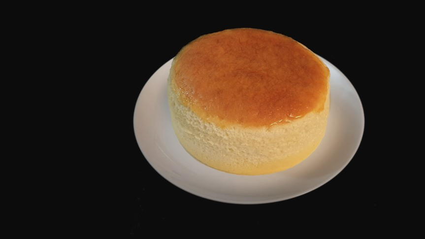 Japanese Jiggly Cheesecake(revisited)